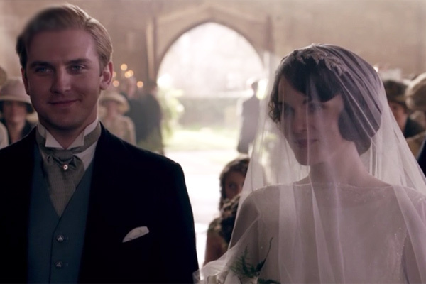 downton-ladymary-wedding