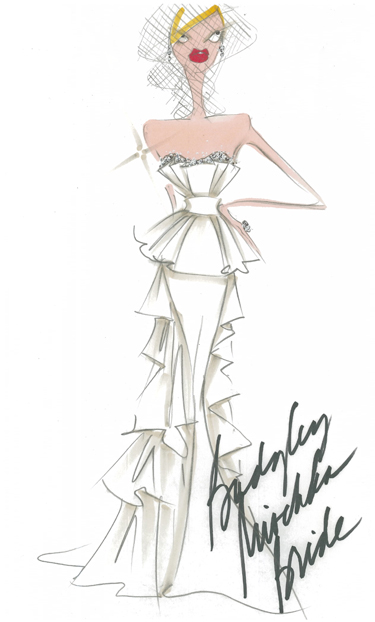 badgley-mishcka-sketch-bride
