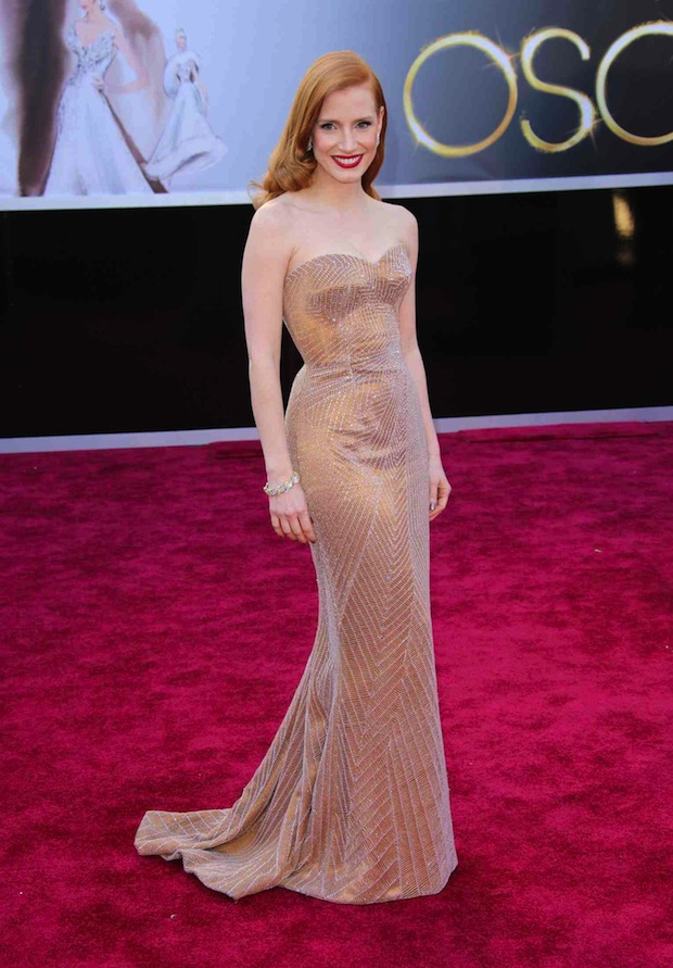 85th Annual Academy Awards Oscars, Arrivals, Los Angeles, America - 24 Feb 2013