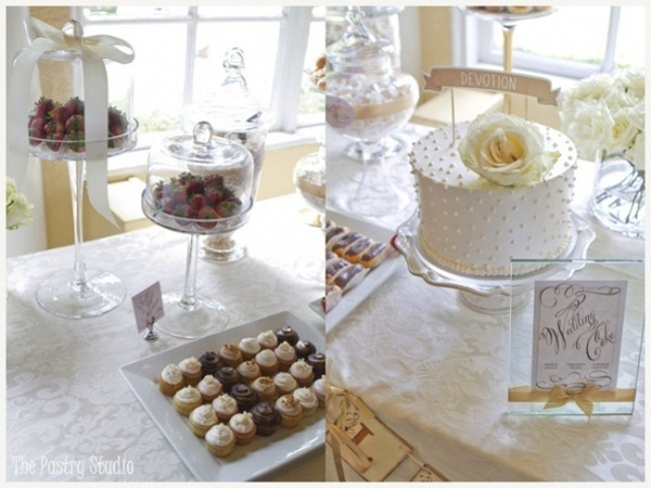 vintage-shabby-chic-wedding-dessert-bar-cake-treats-7