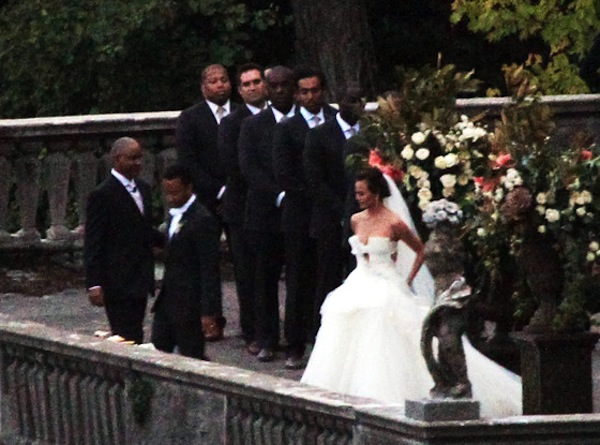 John Legend Weds Model Chrissy Teigen In A Fabulous Retro