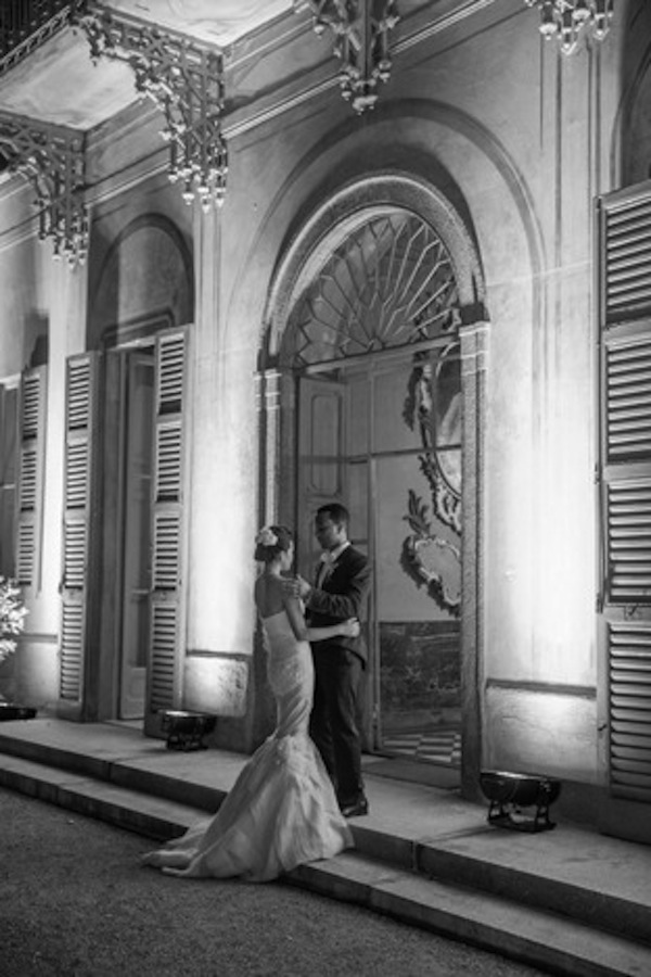 John Legend Weds Model Chrissy Teigen In A Fabulous Retro Inspired Wedding In Lake Como Italy