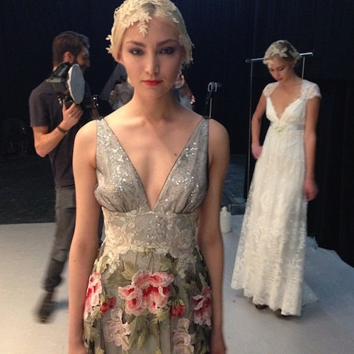 Claire Pettibone...and Her Lovely 2014 Bridal Collection