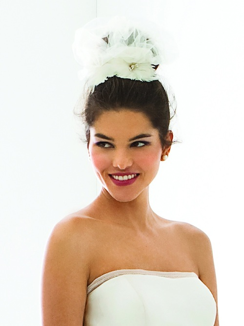 Double-Feather-Flower-headpiece-With-Tulle-dessy-vintage-inspired