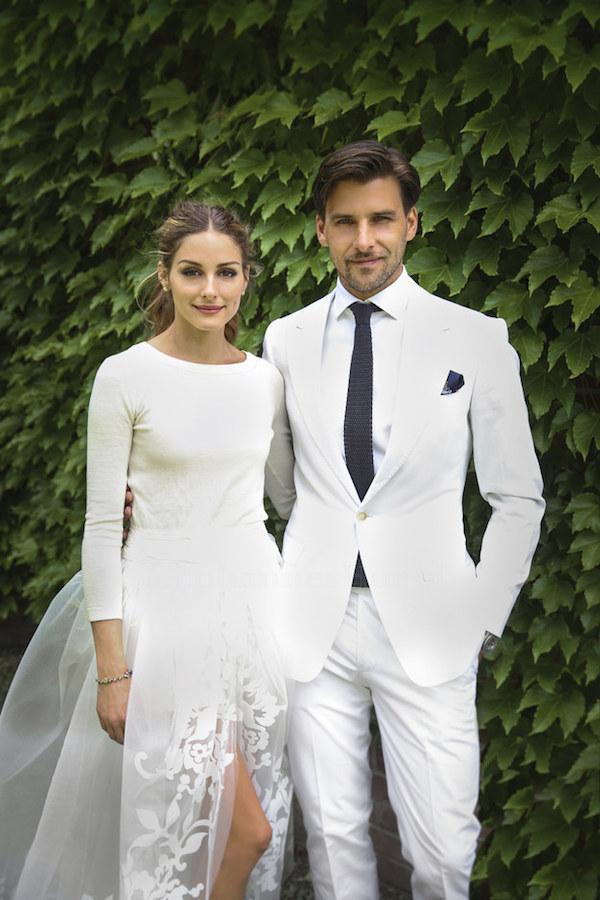 Olivia Palermo Wedding Dress Photo 3