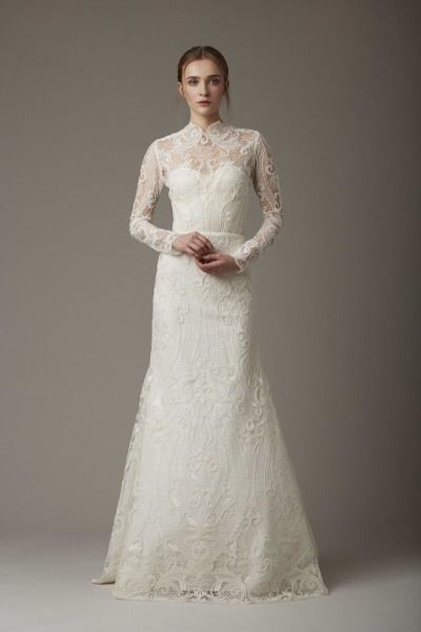lela-rose-high-neck-lace-wedding-down-downton-abbey-wedding-dress-6