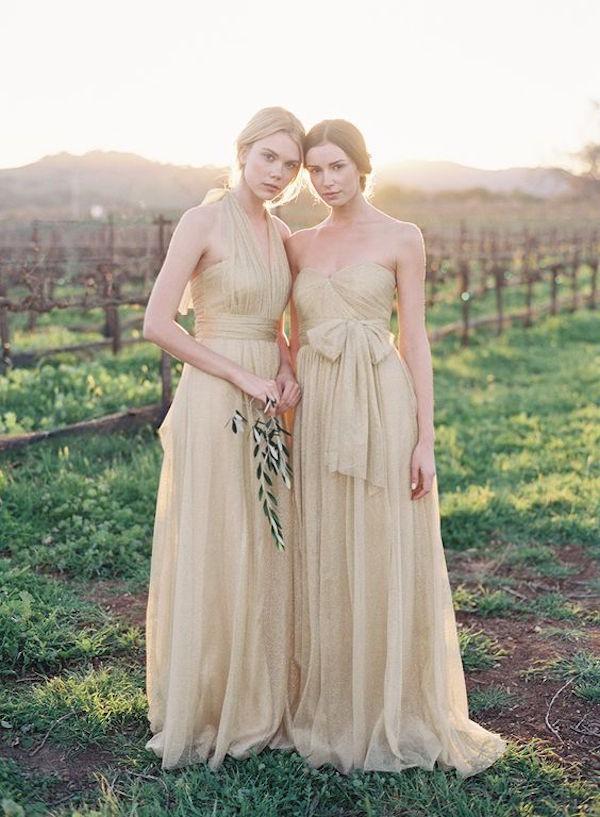 Jenny-Yoo-Bridemaid-Dresses-vintage-gold-ivory-dessy-nordstrom
