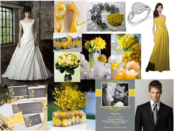 dessy-bridemaid-wedding-yellow-ideas-board
