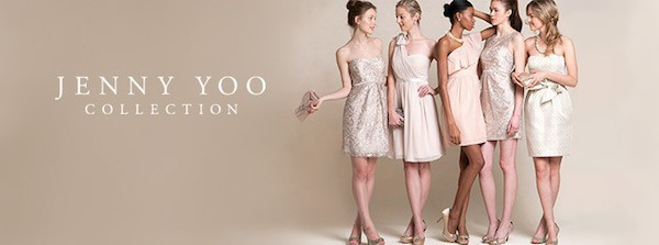 Spotlight on Bridesmaid designer Jenny Yoo! Classy, Sophisticated with a vintage flair! Love!