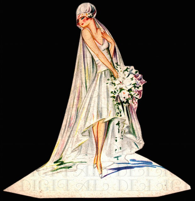 vintage-20's-bride-art-wedding-planning-vintage-wedding-vintage-bridal-retro-wedding-1