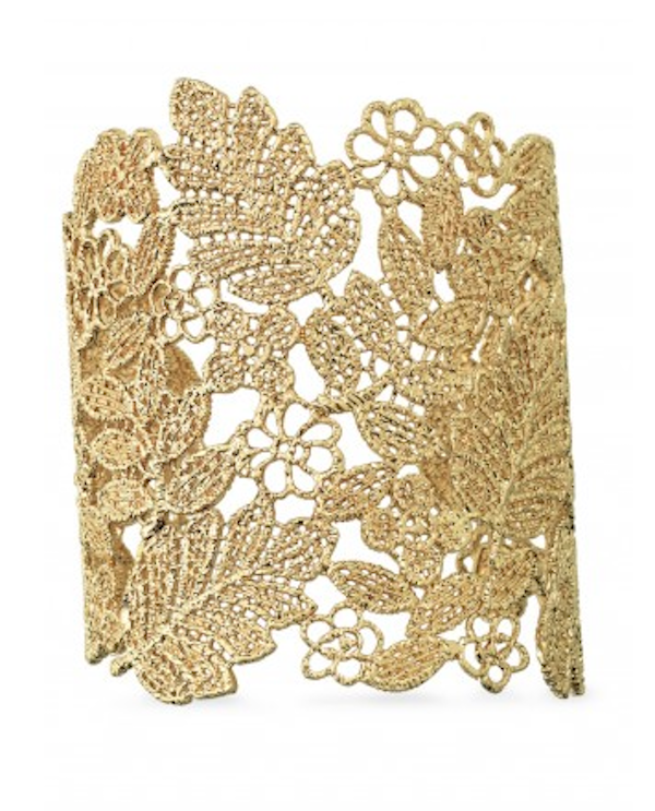 stella-and-dot-Chantilly-Lace-Cuff-braceley-wedding-gold-bracelet