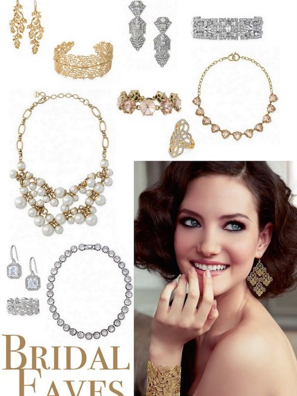 Stella and Dot Special Occasion and Bridal Jewelry. Make a statement and stay on budget!